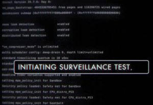 TestSurveillance
